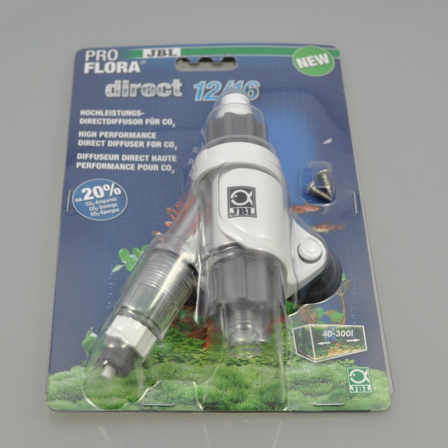 CO2 Direktdiffusor JBL Proflora Direct, Atomizer, 3 Größen