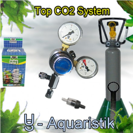 CO2 Anlage 200l Set