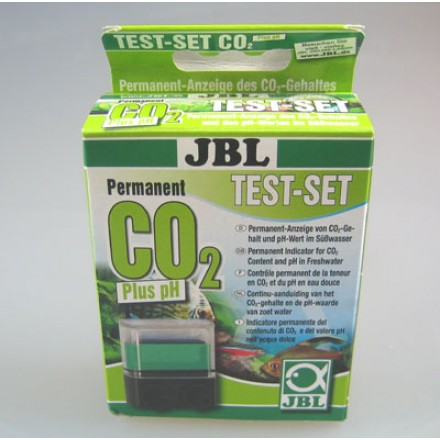 CO2 Dauertest