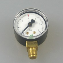 Manometer für Regler US3 0-6 bar